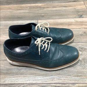 Cole Hagan LunarGrand Wingtip Oxford Shoes